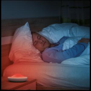 Lumière rouge Dreamer pour s'endormir